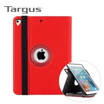 """【iPad Pro 9.7""""】Targus VersaVu旋轉保護套-紅(THZ63403GL)"""