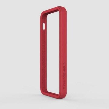 犀牛盾 iPhone SE 防摔保護殼-紅(A908515)