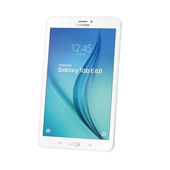 【16G】SAMSUNG Galaxy Tab E 8.0 4G(白)(SM-T3777ZWABRI)