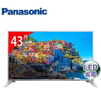 Panasonic 43型LED智慧聯網顯示器(TH-43DS630W(視144551))