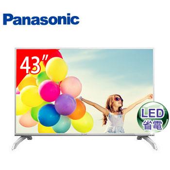Panasonic 43型LED顯示器(TH-43D410W(視144551))