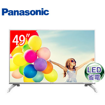 Panasonic 49型 LED顯示器 TH-49D410W(視144551)