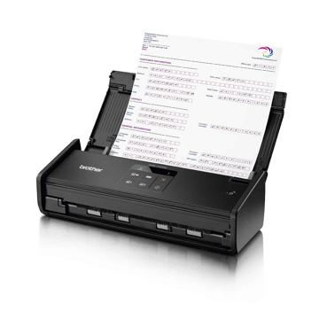 Brother ADS-1100W 饋紙式網路行動掃描器(ADS-1100W)