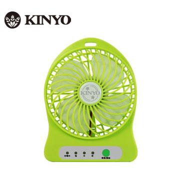 KINYO小旋風涼風扇