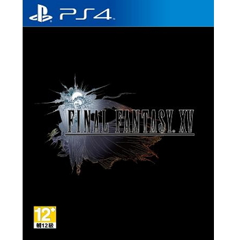 PS4 FINAL FANTASY XV (繁體中文版)(PCAS-02028)