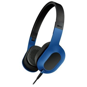 KEF M400 On-ear Hi- Fi耳罩式耳機-賽車藍(SP3876CA)