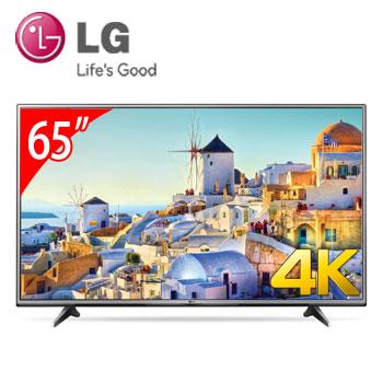LG 65型4K LED智慧型液晶電視(65UH615T)