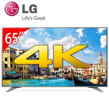 LG 65型4K LED智慧型液晶電視(65UH650T)
