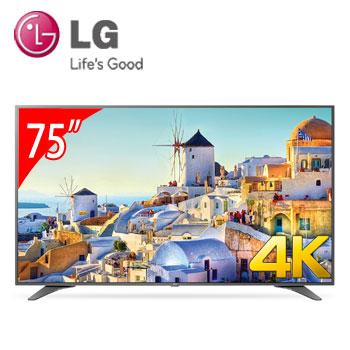 LG 75型4K LED智慧型液晶電視(75UH655T)