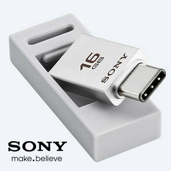 【福利品】【16G】SONY CA1 TypeC 随身碟(USM16CA1/S)