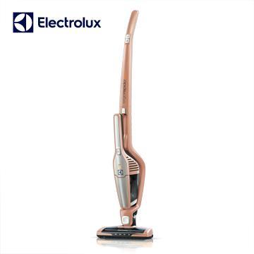 Electrolux完美管家渦輪鋰電版無線吸塵器(ZB3114(玫瑰金))