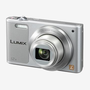 Panasonic SZ10 數位相機(銀色)(DMC-SZ10-S)