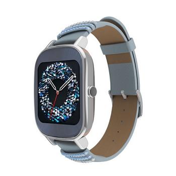 ASUS ZenWatch2智慧手錶-晶鑽藍進化版