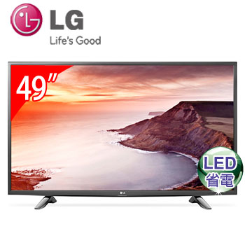 LG 49型LED液晶電視(49LH5100)