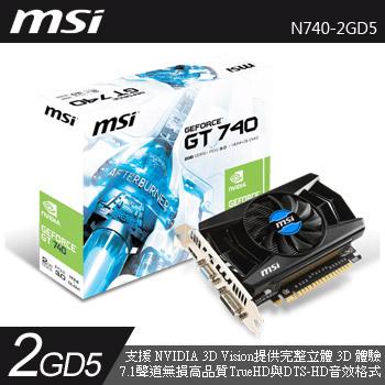 MSI N740-2GD5(N740-2GD5)