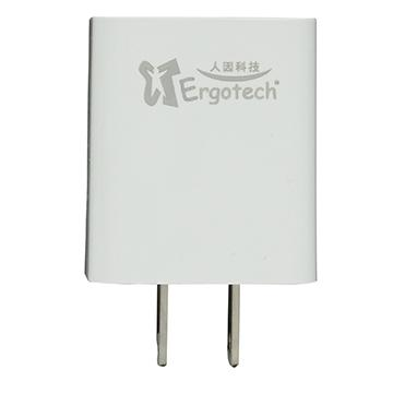人因UA5204 2A USB充電器(UA5204)