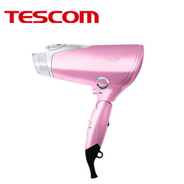 TESCOM 膠原蛋白吹風機(TCD4000TW(P)淺粉紅)