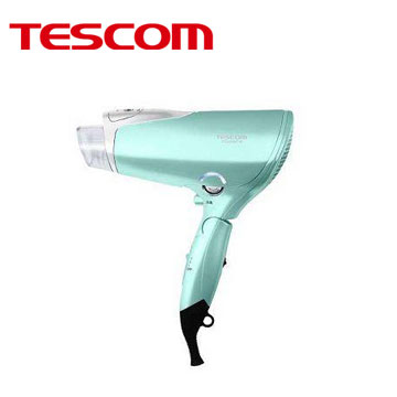 TESCOM 膠原蛋白吹風機(TCD4000TW(G)綠)