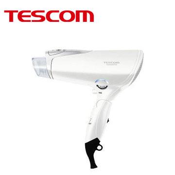 TESCOM 膠原蛋白吹風機(TCD4000TW(W)白)