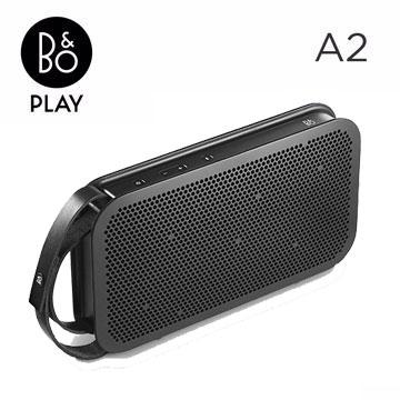 B&O PLAY 藍牙揚聲器(BeoPlay A2(純黑))