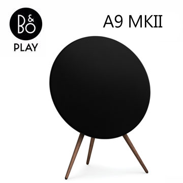 B&O PLAY藍牙/Wi-Fi揚聲器(A9 MKII(黑))