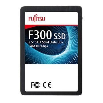【120G】Fujitsu 2.5吋 固態硬碟(F300系列)(SSD F300-120GB)