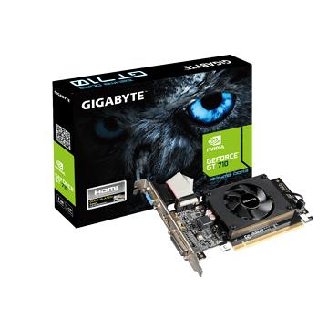 技嘉GV-N710D3-1GL顯示卡(GV-N710D3-1GL)
