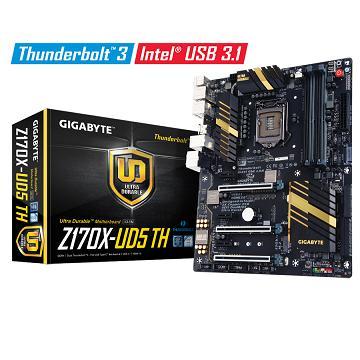 技嘉Z170X-UD5 TH主機板(GA-Z170X-UD5 TH-1)