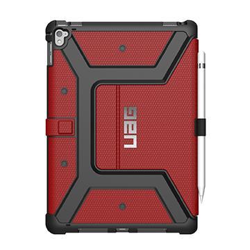 UAG iPad Pro 9.7吋耐衝擊保護殼-紅(IPDPRO9.7-RED)