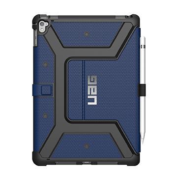 UAG iPad Pro 9.7吋耐衝擊保護殼-藍(IPDPRO9.7-CBT)