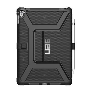 UAG iPad Pro 9.7吋耐衝擊保護殼-黑(IPDPRO9.7-BLK)