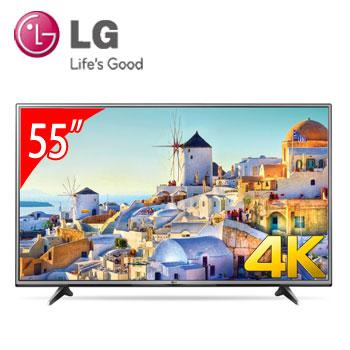 【福利品】LG 55型 4K LED智慧型液晶電視