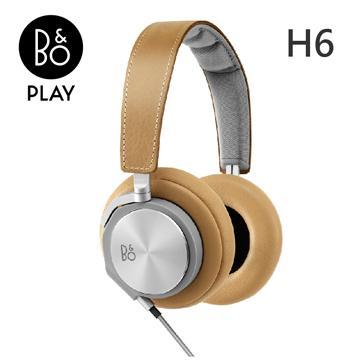 【展示機】B&O PLAY H6經典耳罩式耳機-自然棕 H6