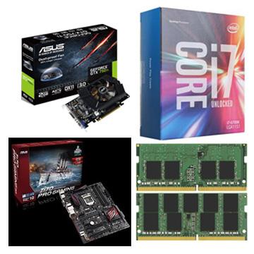 INTEL i7-6700K 電競升級組(32G RAM)()