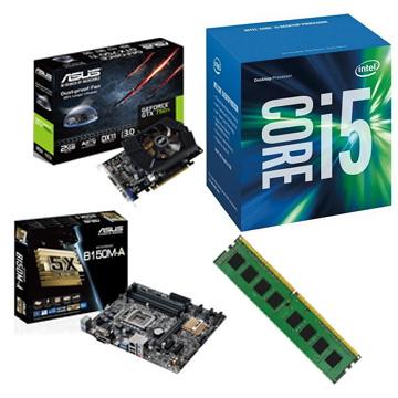 INTEL i5-6400 電競升級組(16G RAM)()