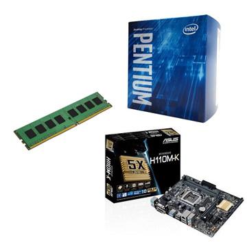 INTEL G4400 升級方案(4G RAM)()