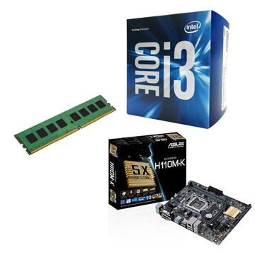 INTEL i3-6100 升級方案(4G RAM)()