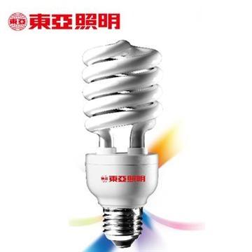 東亞24W電子式螺旋省電燈泡-晝光色(EFS24D-G1)
