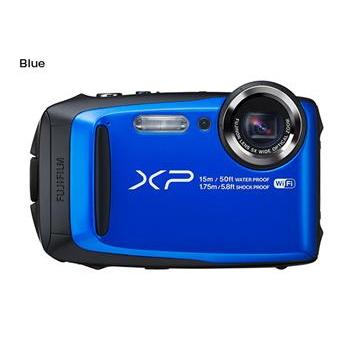 富士 XP-90 防水數位相機-藍(XP-90/藍色)