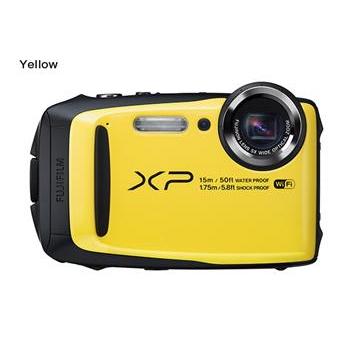 富士 XP-90 防水數位相機-黃