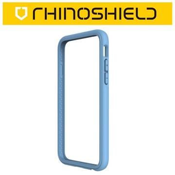 【iPhone 6/6s】犀牛盾防摔保護邊框-北卡藍