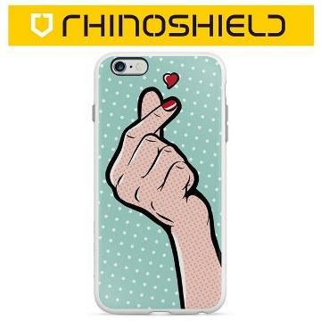 【iPhone 6s】犀牛盾客製化防摔保護殼-哈特(A908539)
