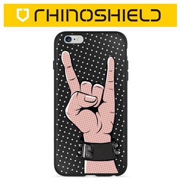 【iPhone 6s】犀牛盾客製化防摔保護殼-Rock(A908540)