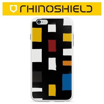 【iPhone 6s Plus】犀牛盾客製化防摔保護殼-水彩白(A908555)