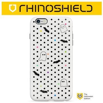 【iPhone 6s Plus】犀牛盾客製化防摔保護殼-精靈白(A908557)