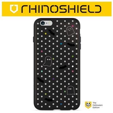 【iPhone 6s Plus】犀牛盾客製化防摔保護殼-精靈黑(A908558)