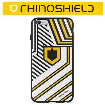 【iPhone 6s Plus】犀牛盾客製化防摔保護殼-硬派白(A908551)