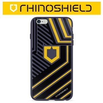【iPhone 6s Plus】犀牛盾客製化防摔保護殼-硬派藍(A908550)