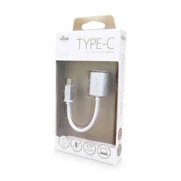 Hawk Type-C to USB3.0 OTG轉接線(01-TCA010)