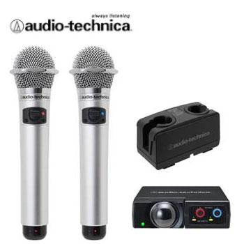 audio-technica 無線麥克風組(AT-CLM3300TSX)